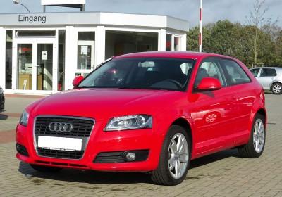 Audi A3 Frontansicht